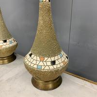 Pair of Vintage Moroccan Style Lamps (2 of 8)