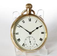 Antique 1920s Doxa Pocket Watch (2 of 5)