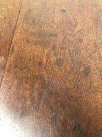 Antique Carved Oak Table (9 of 10)