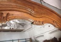 Large Oak French Triple Armoire (9 of 12)