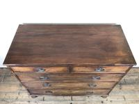 Antique 19th Century Mahogany Chest of Drawers (2 of 10)