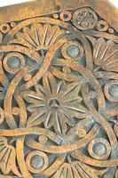 Moorish Chip Carved Octagonal Occasional Table (13 of 13)