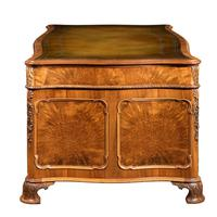 Burr Walnut Desk by Gillows (3 of 5)