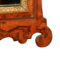 Georgian Style Burr Walnut Mirror (6 of 8)