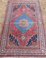 Antique Saroukh Feraghan Carpet (3 of 5)