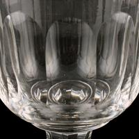 Large Georgian Glass Rummer (4 of 6)
