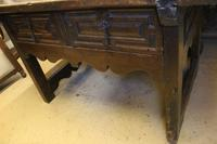 17th Century Country Table (4 of 9)