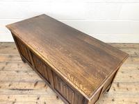 Vintage Oak Blanket Box (5 of 10)