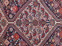 Antique Khamseh Rug (7 of 10)