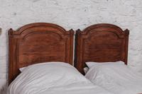 Fabulous Pair of Single Henri II Style Cane & Wood Single Beds (8 of 11)