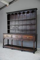 Antique Georgian Oak Dresser (5 of 12)