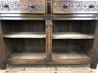 Antique English Oak Cupboard (m-2183) (5 of 10)