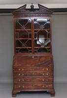Superb Quality 18th Century Mahogany Bureau Bookcase