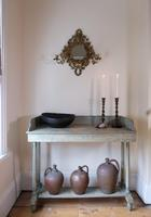Early 1900's Decorative Painted Pine Washstand (3 of 19)