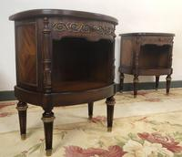 French Empire Style Cabinets Bedside Tables (11 of 16)