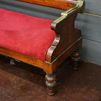 Early Victorian Ships Port & Starboard Bench (2 of 8)