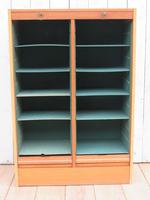 Double Tambour Front Filing Cabinet (2 of 9)