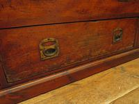 Substantial Antique Bank Of 18 Shop Drawers (11 of 25)