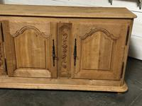 Superb Long French Oak Dresser Base (7 of 15)