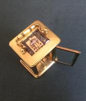 French Timepiece Carriage Alarm Clock (2 of 4)