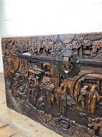Antique Chinese Camphor Wood Trunk (8 of 14)