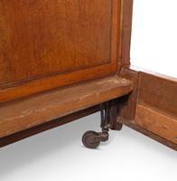 Oak Half Tester Bed (3 of 19)