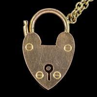 Antique Edwardian Opal Turquoise Gate Bracelet 9ct Gold Walker & Hall c.1901 (6 of 7)