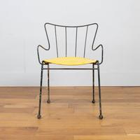 Early Ernest Race Antelope Chair Yellow (2 of 14)