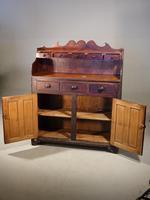 Unusual, Mid 19th Century, Pine Scottish Dresser (4 of 5)