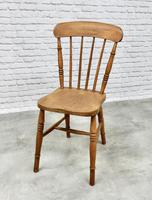Set of 6 Stickback Windsor Kitchen / Dining Chairs (6 of 6)