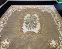 Superb Large 15x12ft Vintage Antique Indian Kayam Pure Woollen Thick Pile Rug (3 of 13)
