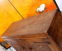 Carved Oak Sideboard Cupboard (13 of 13)