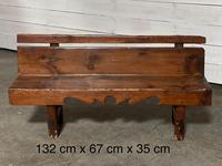 Rustic French Hall Bench (2 of 23)