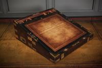 Rare Victorian Coromandel Writing Slope (9 of 19)