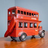 Retro Double Decker Bus (6 of 6)