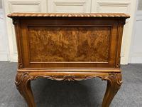 Fine Quality Burr Walnut Desk (21 of 25)