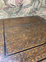 19th Century Brass Inlaid Hoshiarpur Table (6 of 7)