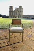 French Painted Regency Elbow Chair (2 of 9)