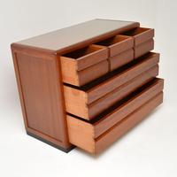 Art Deco Mahogany Chest of Drawers by Betty Joel (7 of 13)