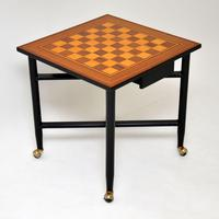 1960's Vintage Games / Chess Table (4 of 10)