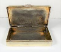 Rare French F Morel Solid Silver Last Supper Scense Lud Snuff Box (2 of 18)