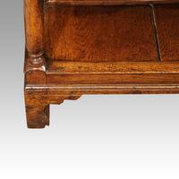 Antique oak pot board dresser (7 of 13)