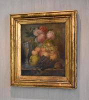 Fine Victorian Still-life Oil Painting (2 of 8)