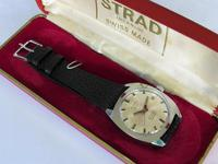 Gents 1960s Strad Wrist Watch (5 of 5)