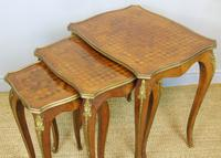 Antique French Nest of Tables Ormolu Mounts (6 of 6)