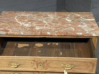 French 18th Century Marble Top Commode Chest (9 of 23)