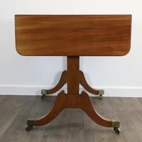 Solid Mahogany 1820s Sofa Table (5 of 7)