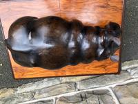Liberty's of London Leather Hippo Foot Stool (6 of 7)