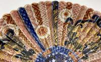 Antique Oriental Imari Porcelain Pedestal Dish c.1870 (8 of 8)