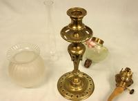 Antique Oil Peg Lamp (4 of 8)